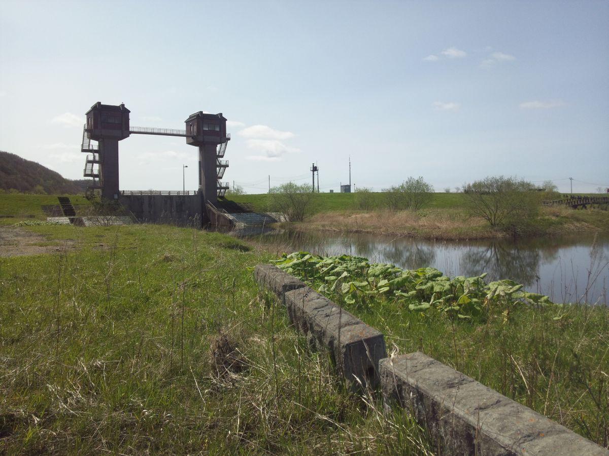岩保木水門