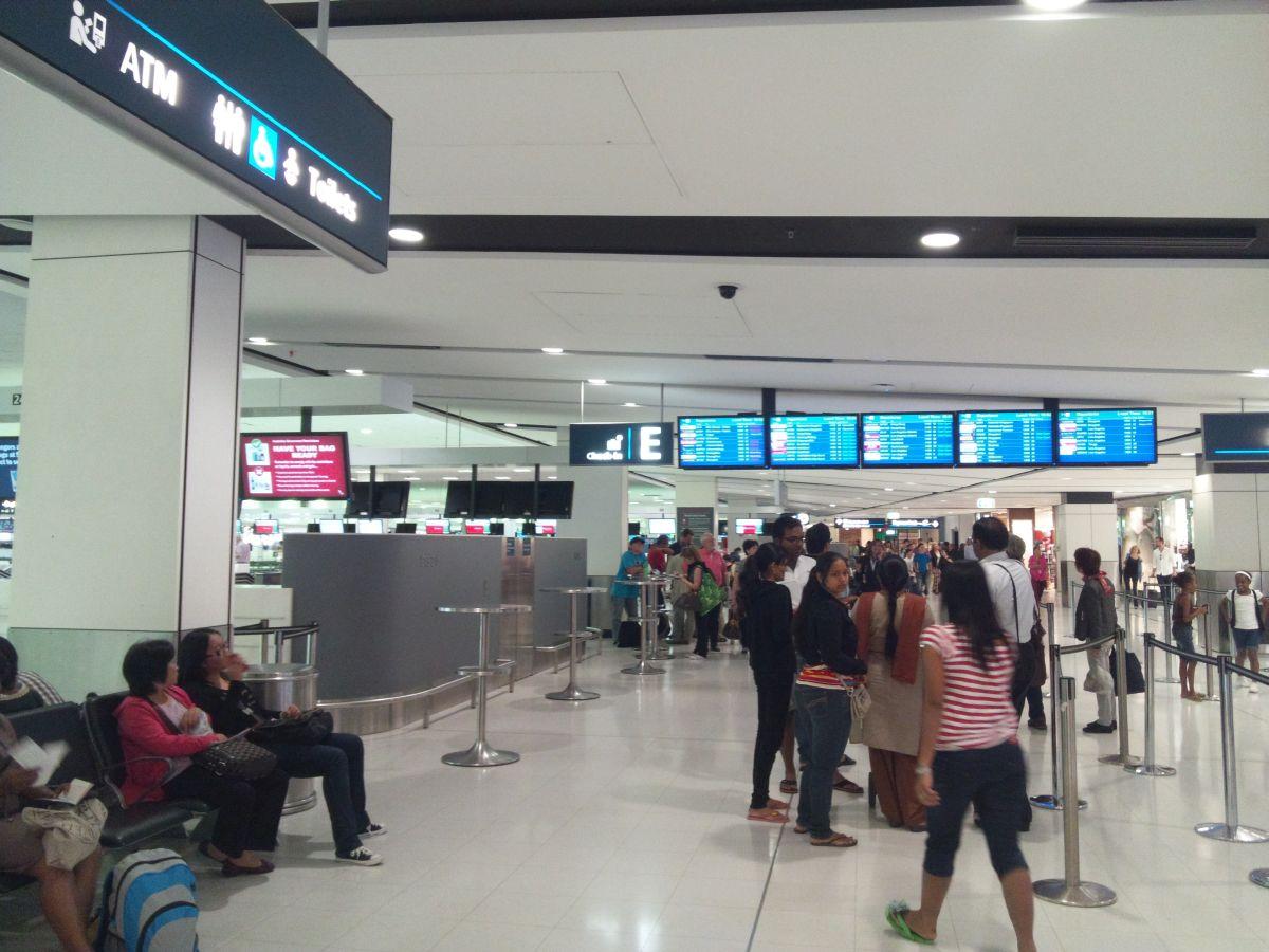 シドニー国際空港