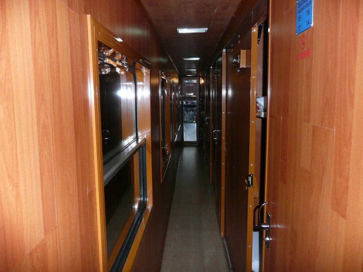 ハノイ夜行列車