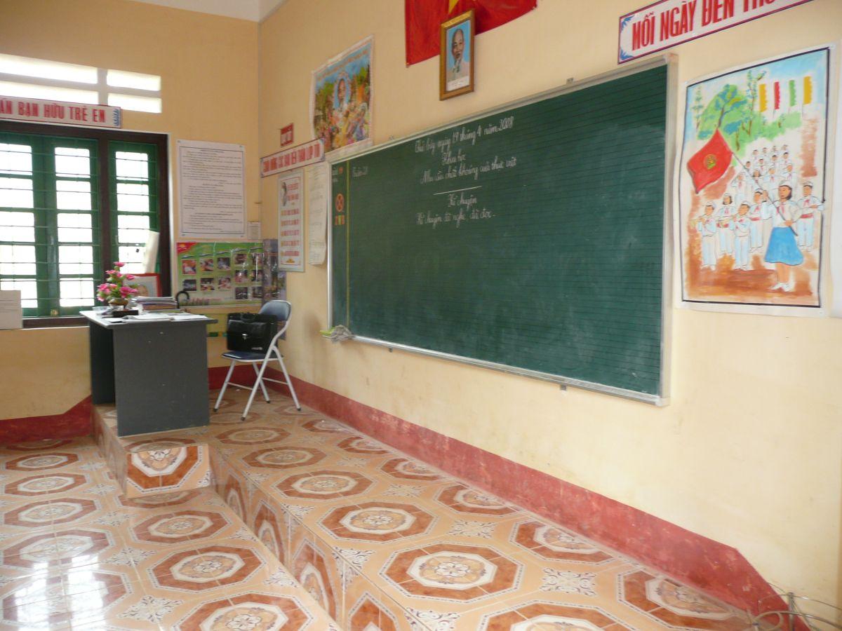 サパ・学校