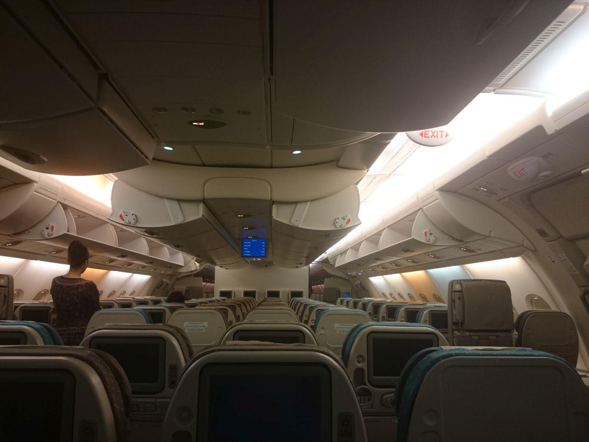 シンガポール航空 A380-800