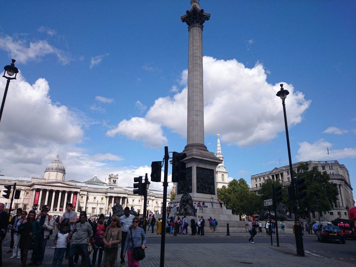 ネルソン記念柱