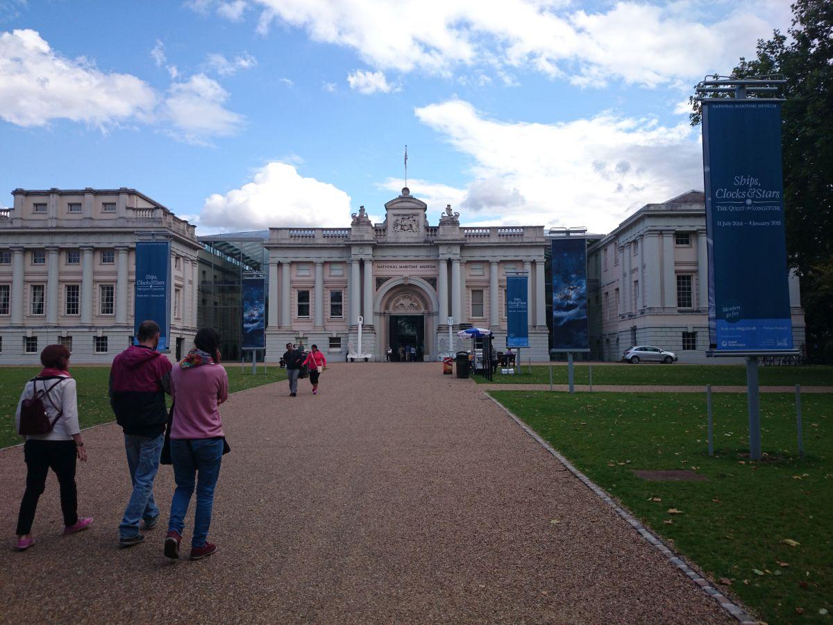国立海事博物館