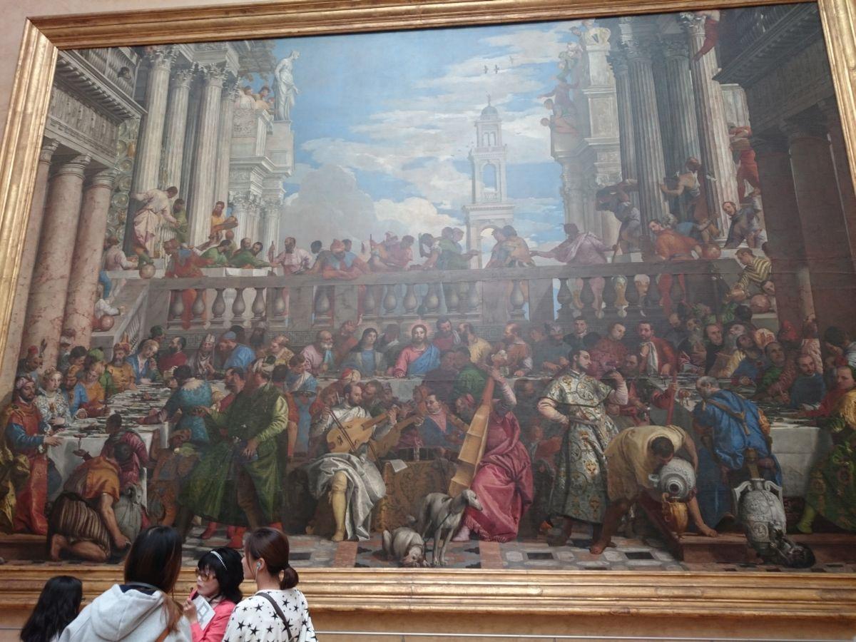 パオロ・ヴェロネーゼ カナの婚礼