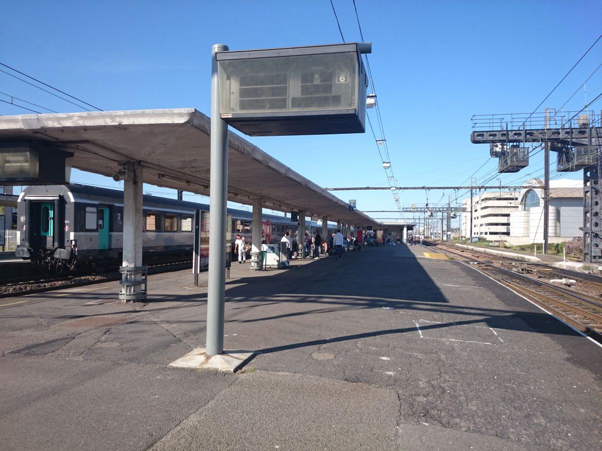 サン・ピエール・デ・コール駅