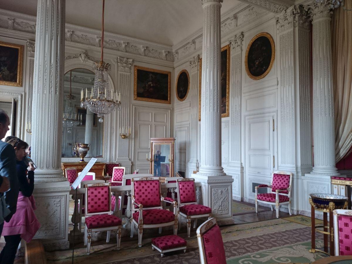 大トリアノン 皇后の寝室
