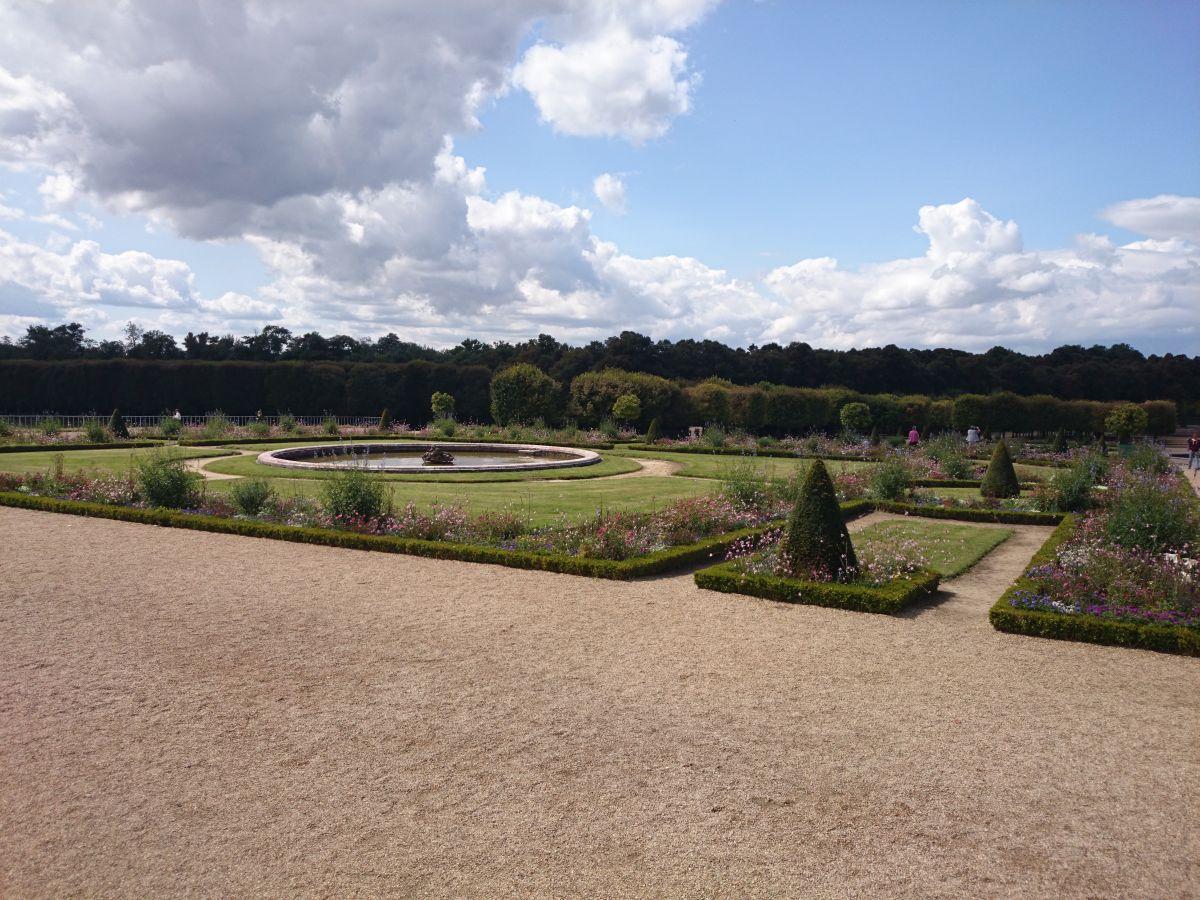 大トリアノン 庭園