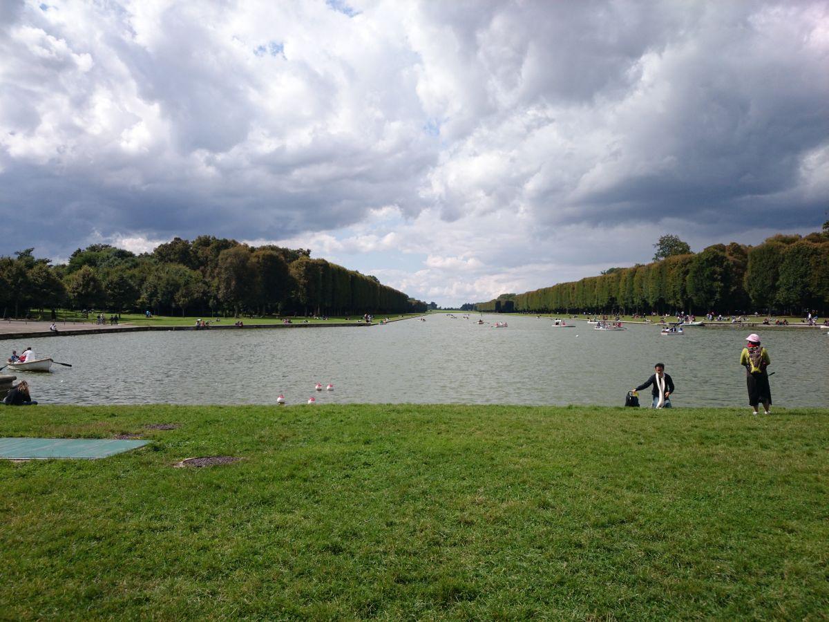 ヴェルサイユ宮殿 庭園