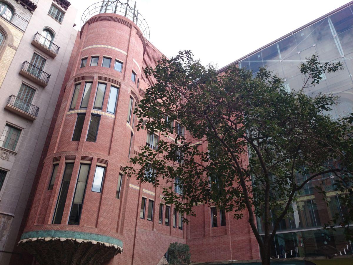 バルセロナ音楽堂