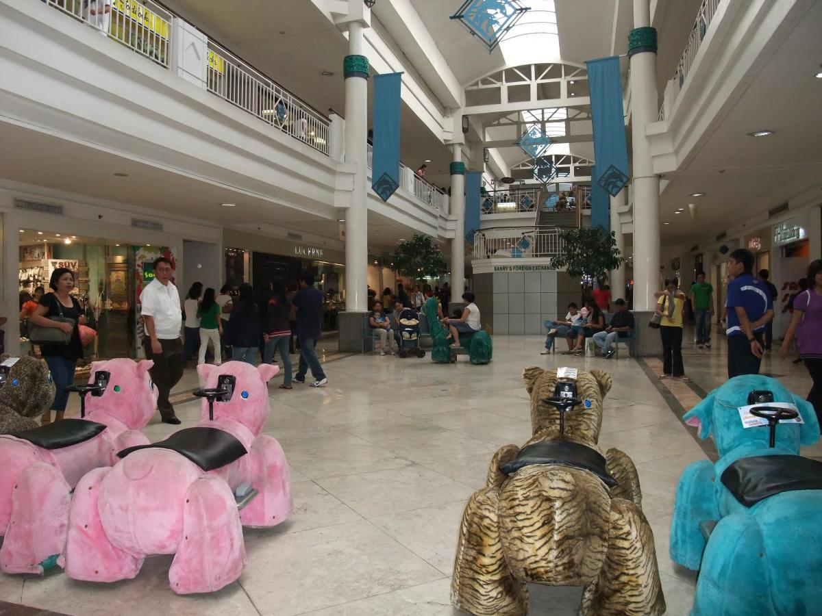 マニラ ショッピングセンター