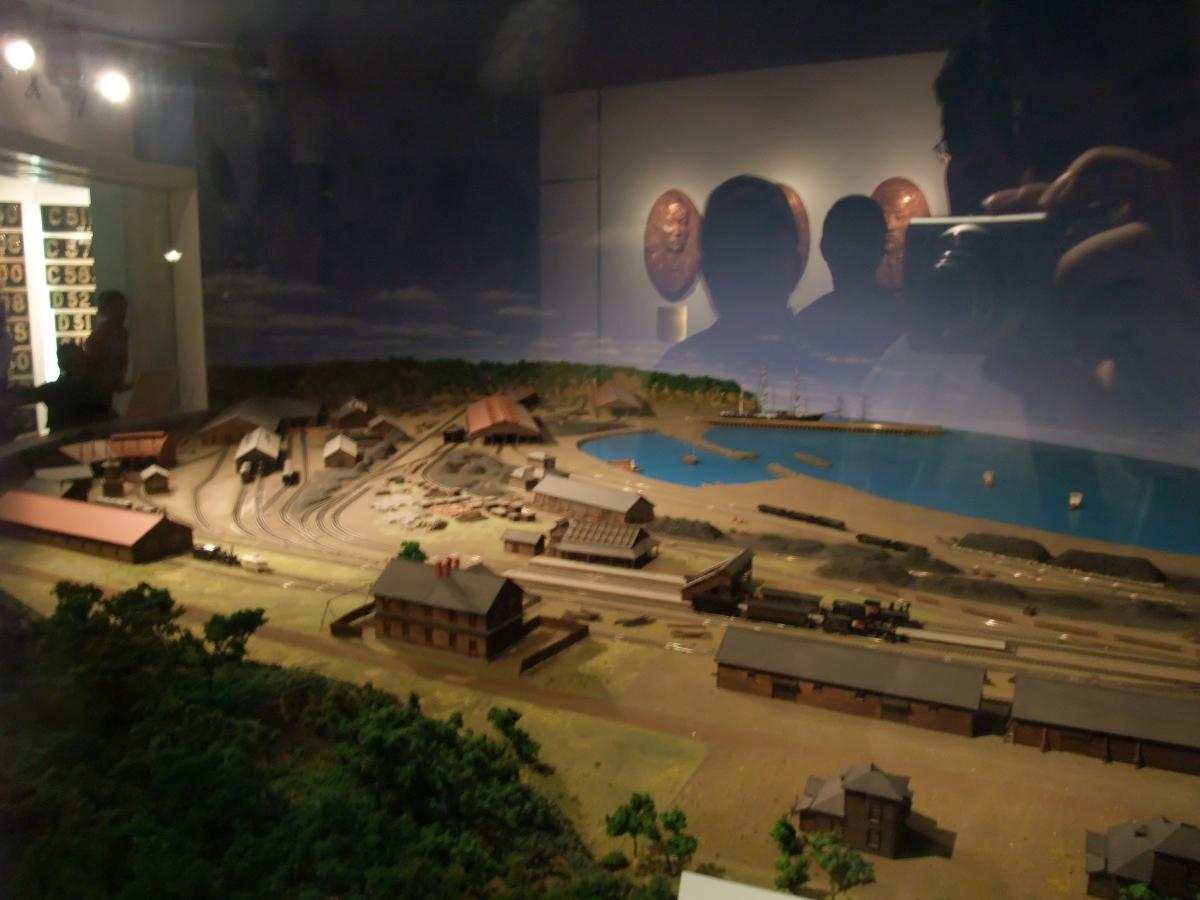 小樽市総合博物館 鉄道模型