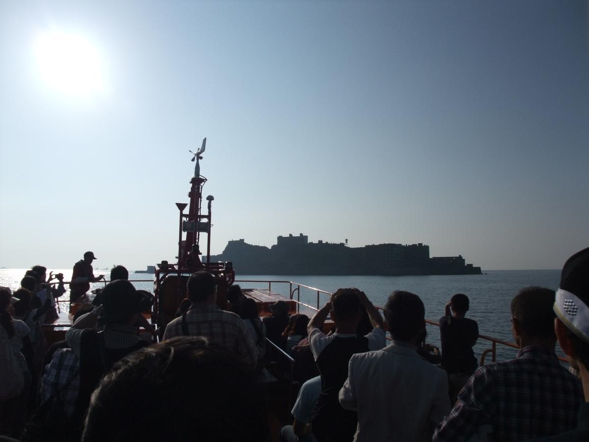 軍艦島クルーズ