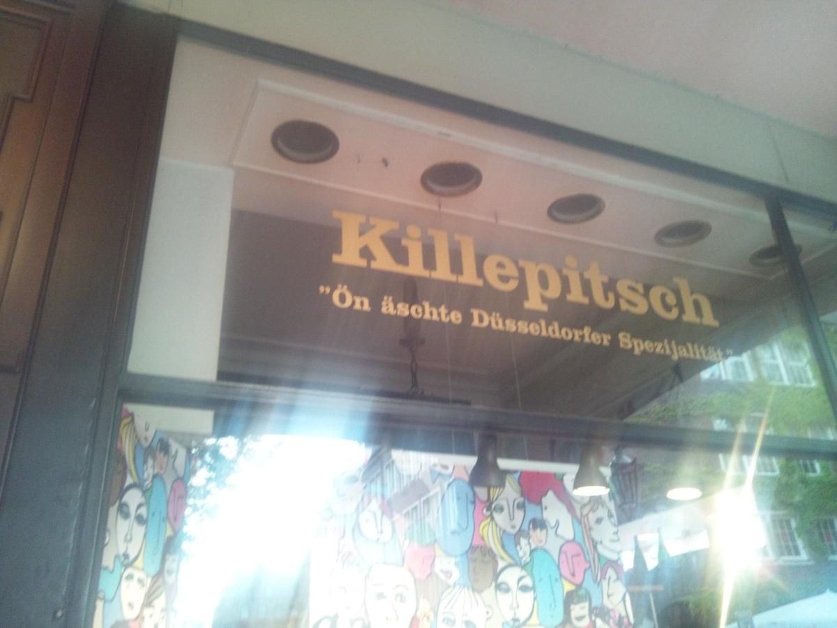 キレピッチュ Killepitsch