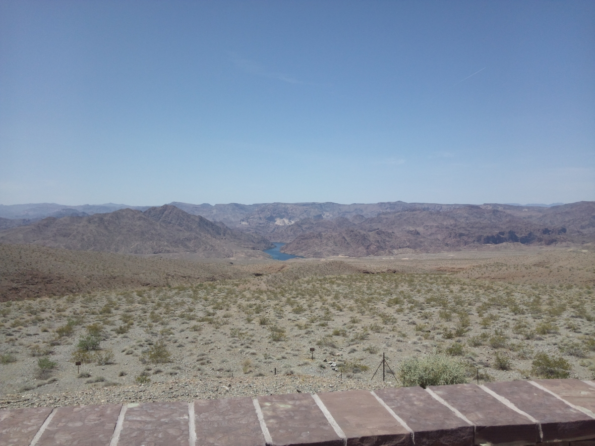 コロラド川 アメリカ国道93号