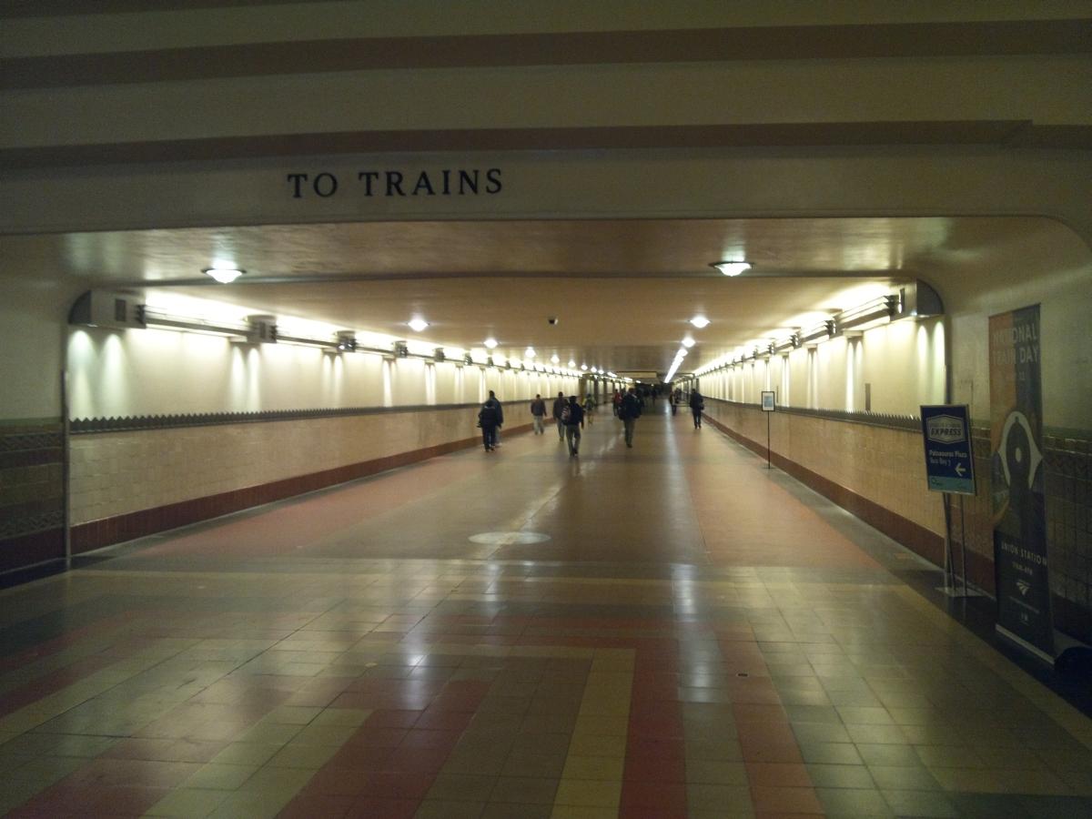 ロサンゼルス・ユニオン駅