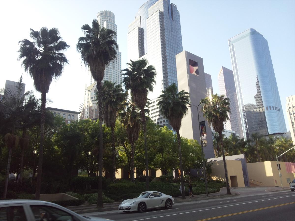 ロサンゼルス ダウンタウン