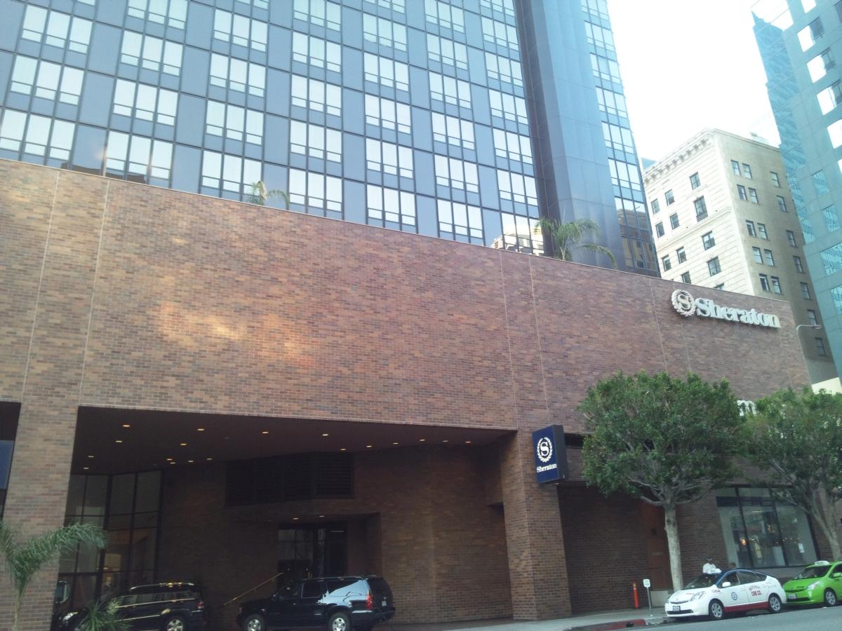 ロサンゼルス シェラトン