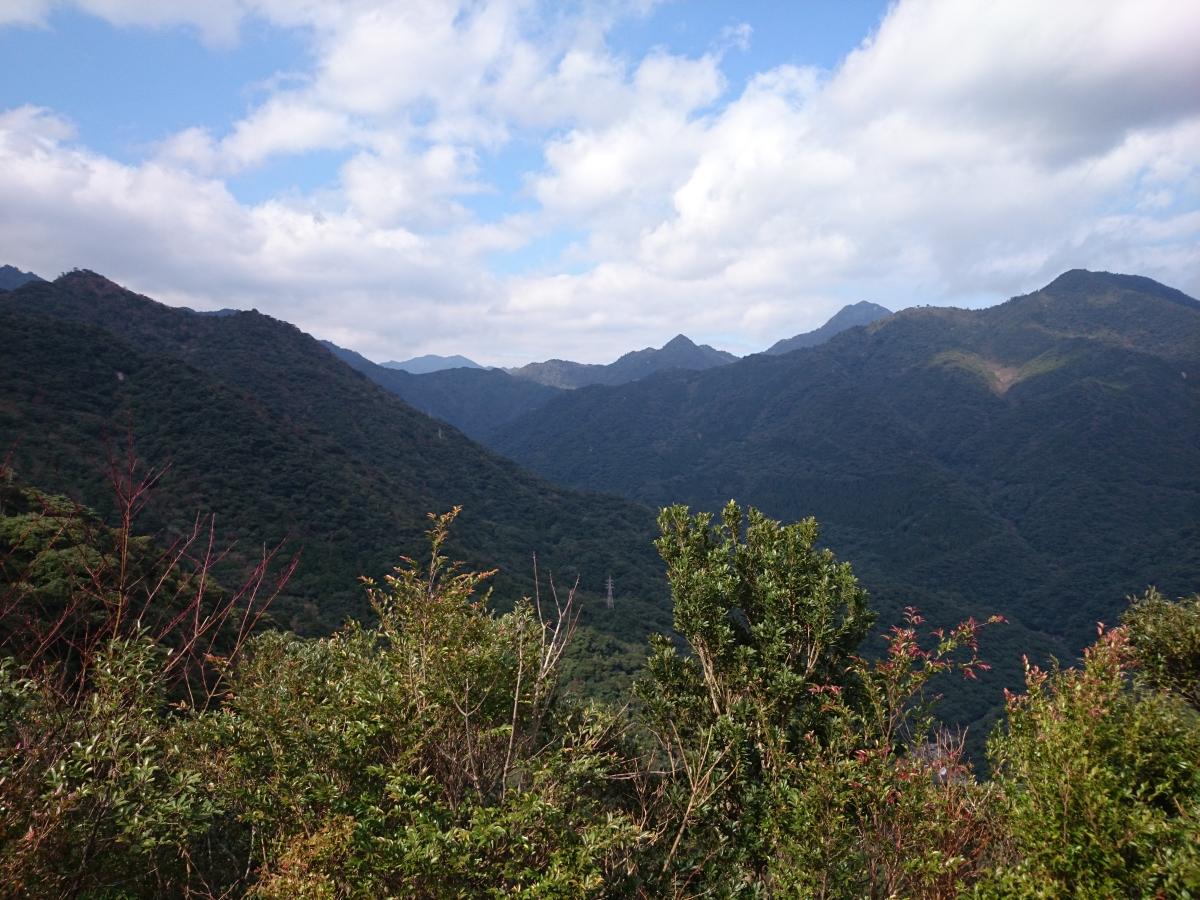 屋久島 明星岳展望台