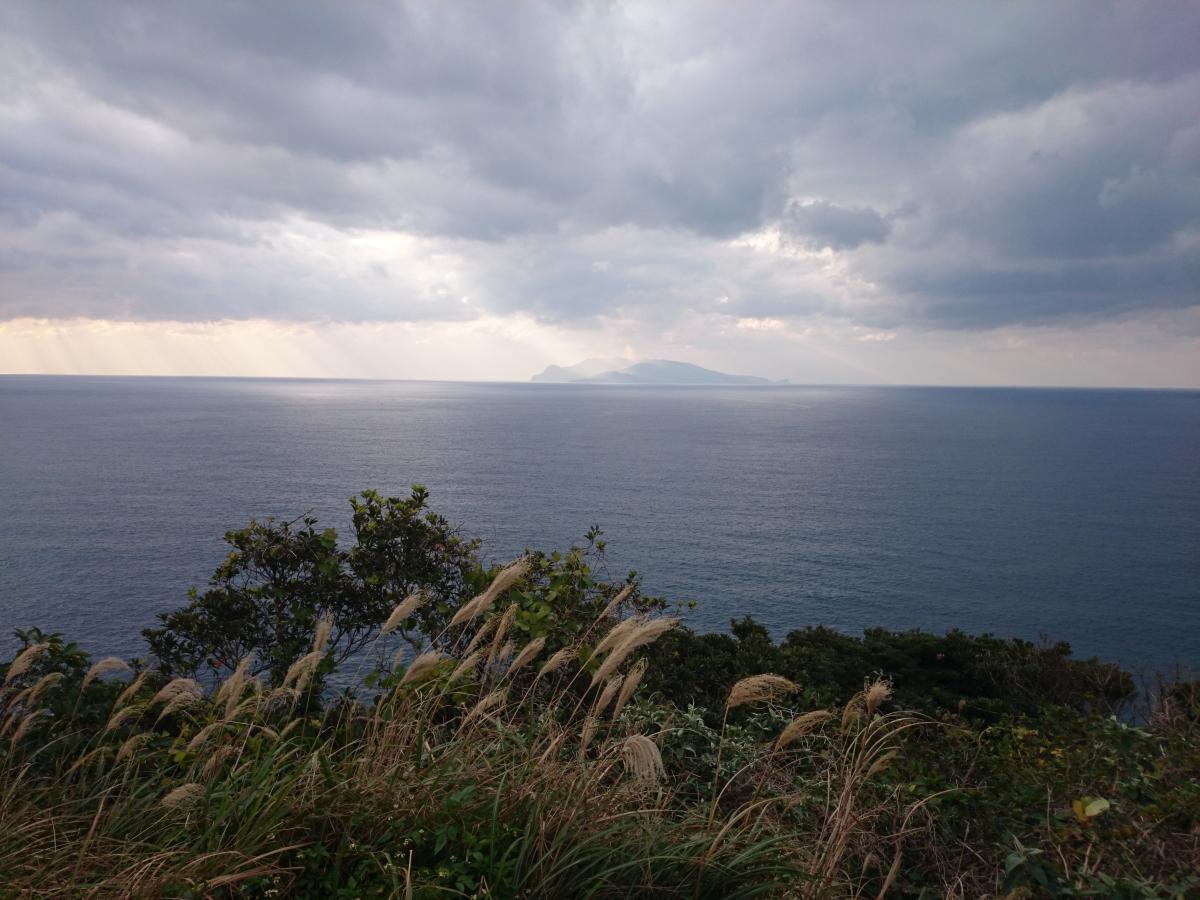 屋久島 東シナ海展望所