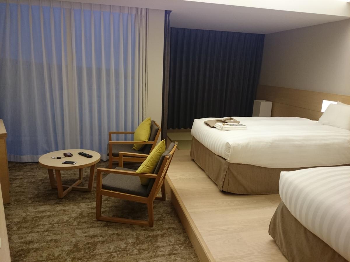 JRホテル屋久島 部屋