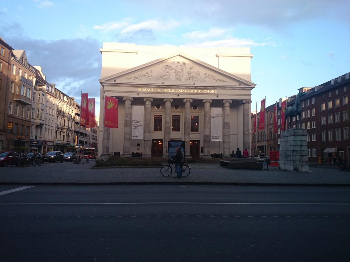 アーヘン 市立劇場