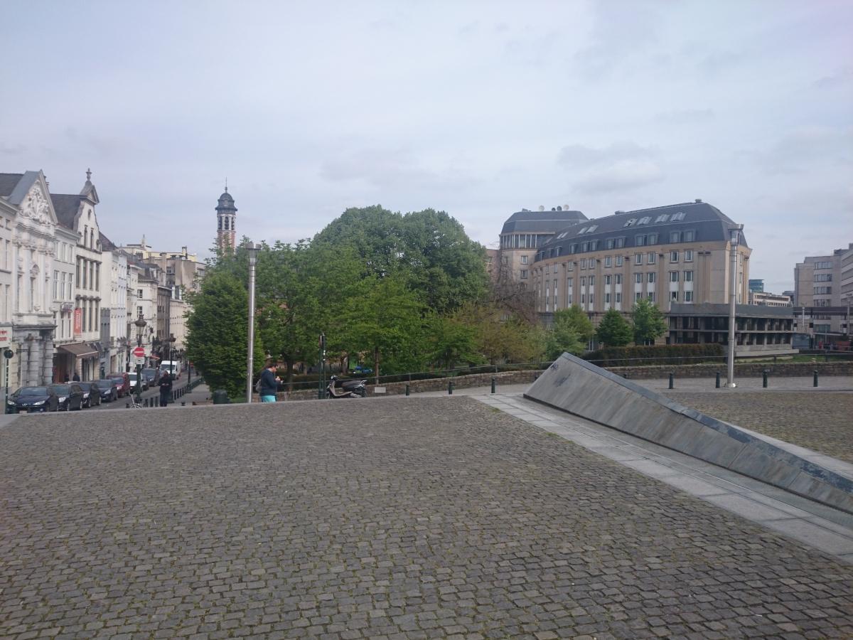 ブリュッセル中央駅 Gare de Bruxelles-Central