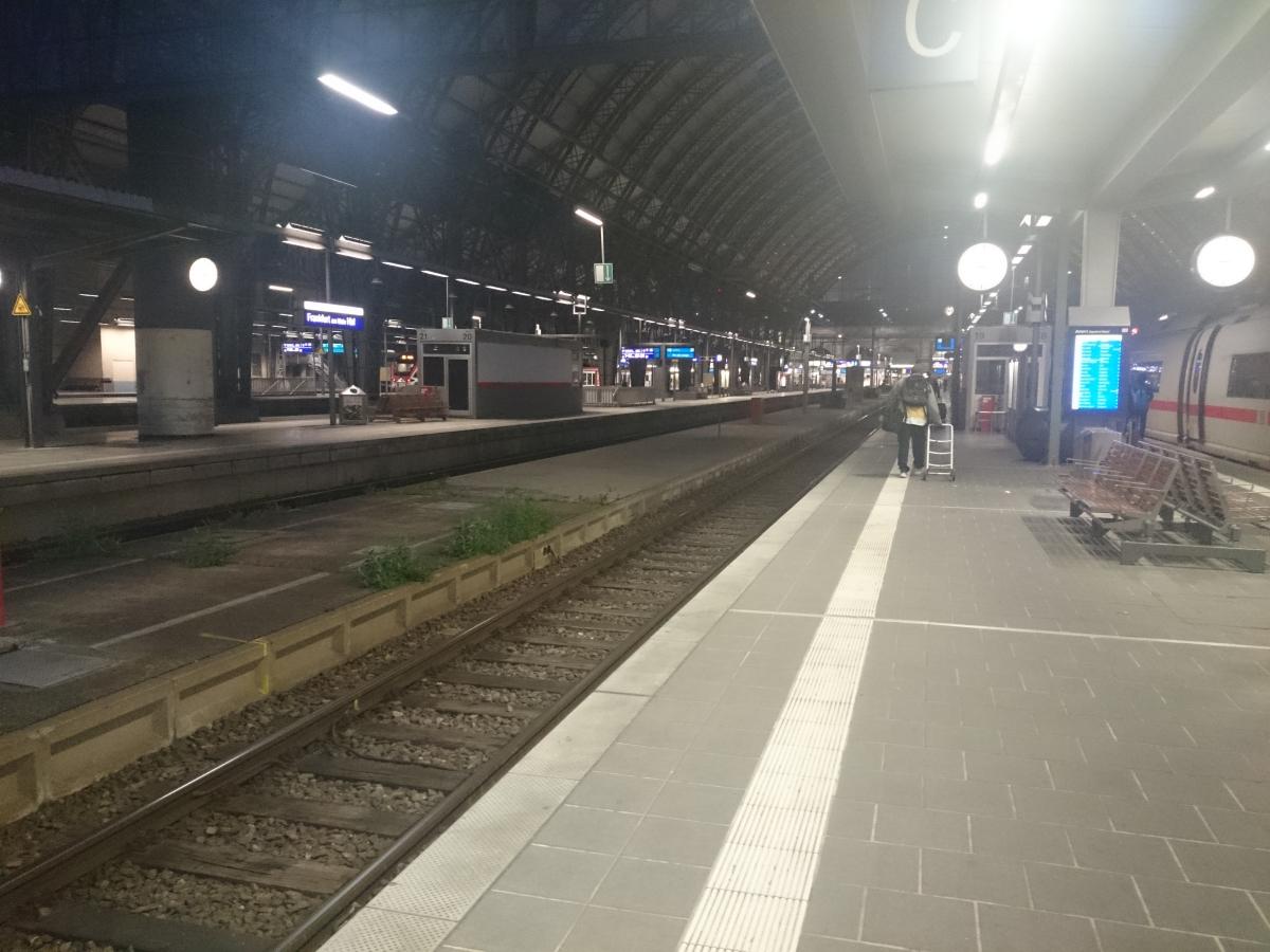 フランクフルト中央駅 Frankfurt Hbf