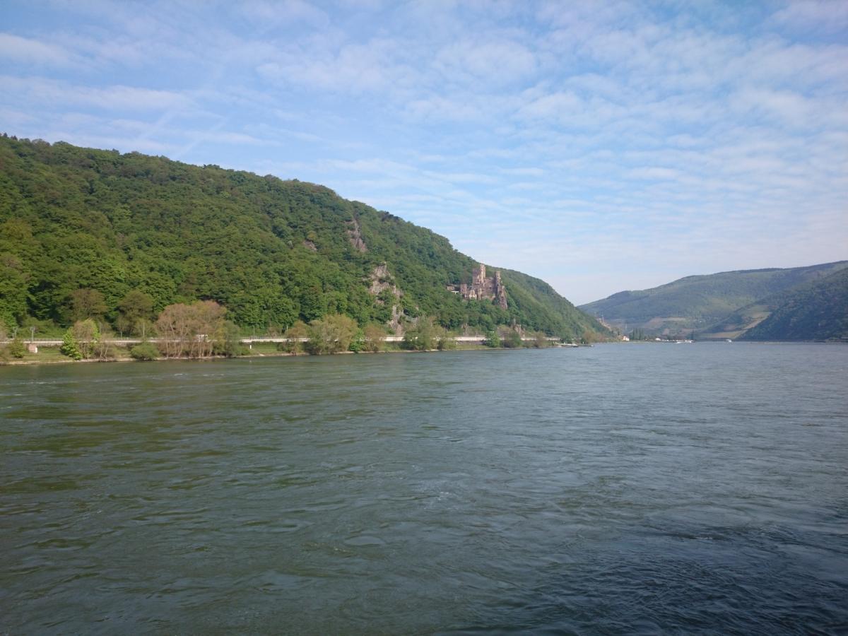 ラインシュタイン城 Rheinstein