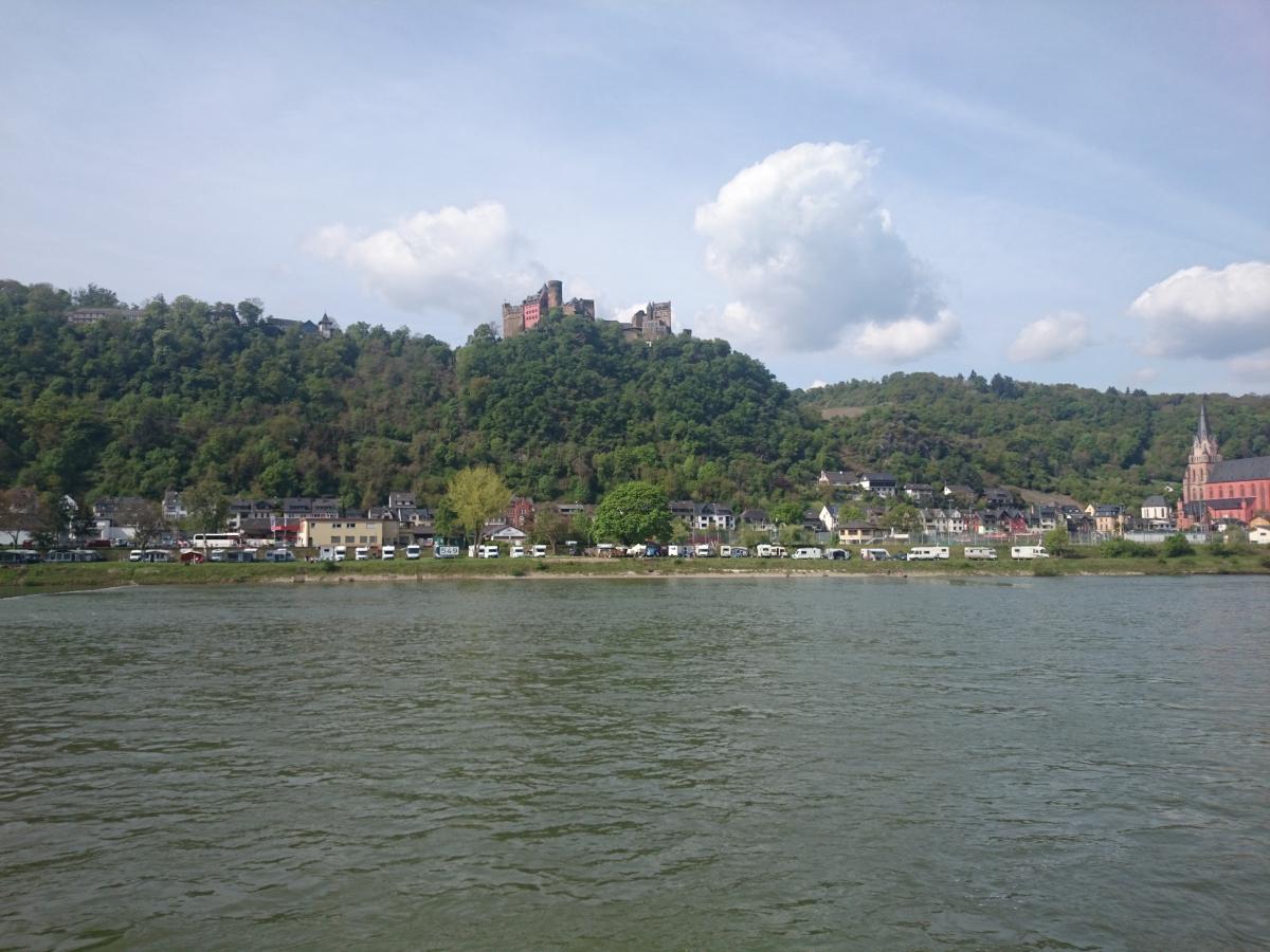 シェーンブルク城 Burg Schönburg