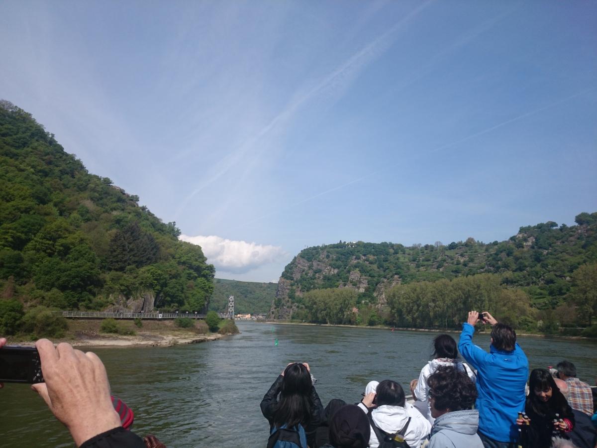ライン川 ローレライ
