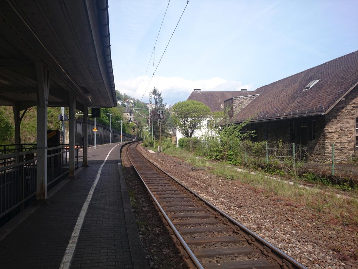 ザンクト・ゴアール駅