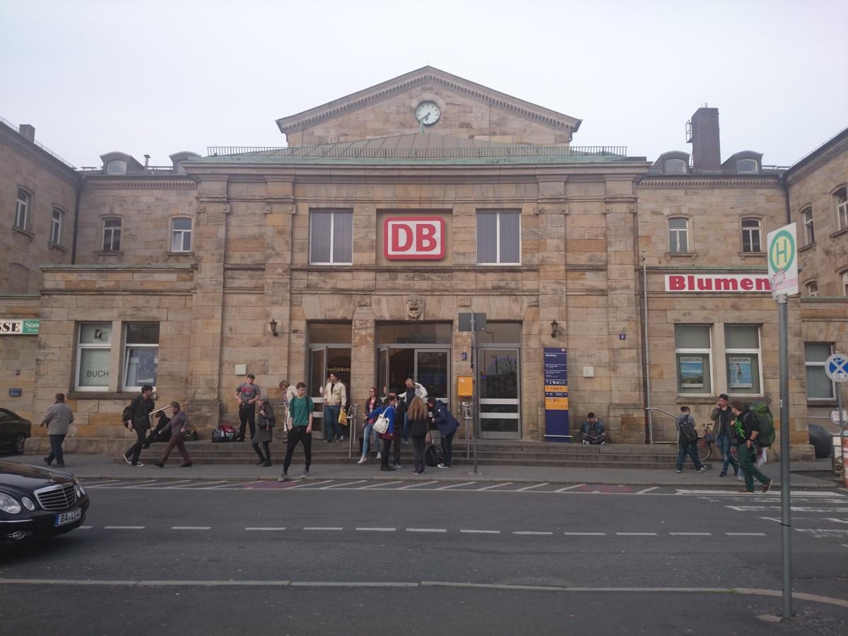 バンベルク駅 (Bamberg Bahnhof)
