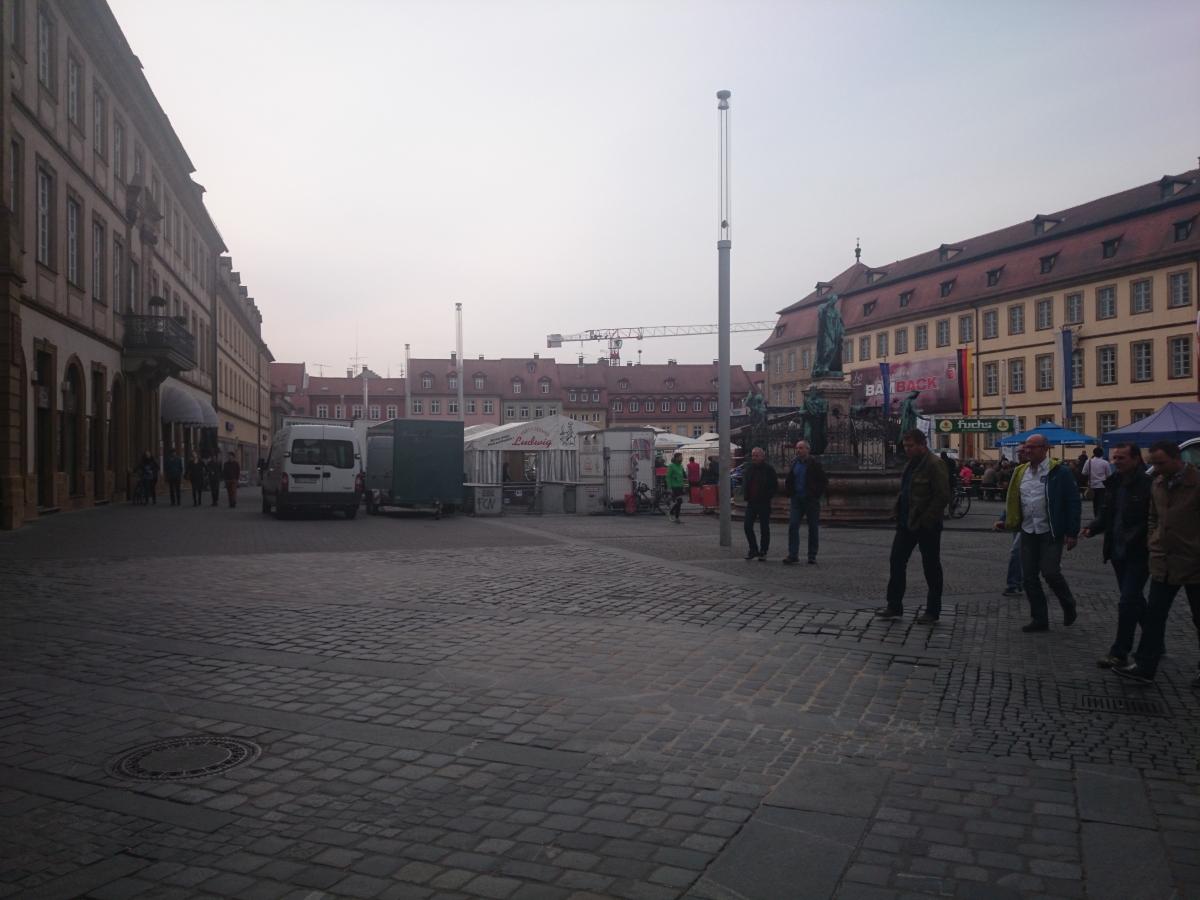 バンベルク 新市庁舎