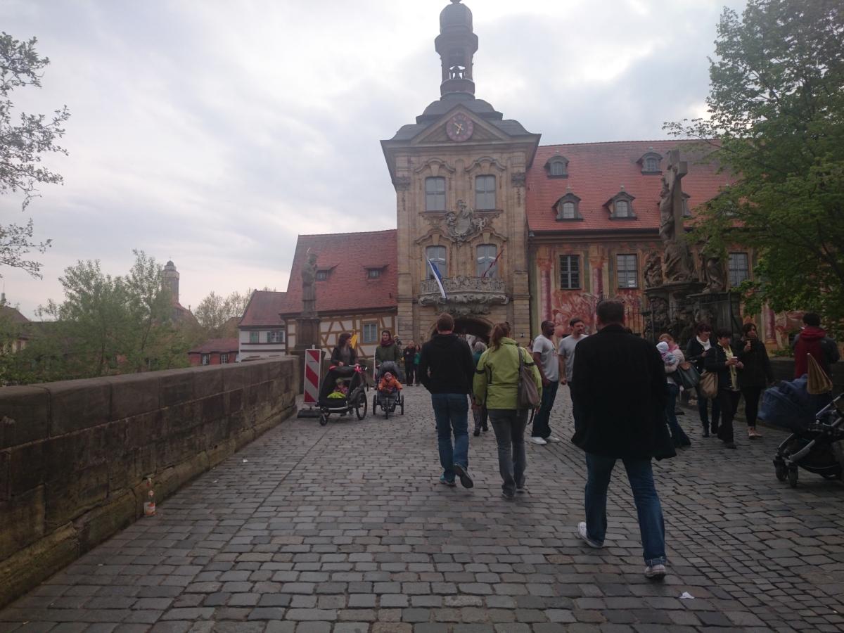 バンベルク 旧市庁舎