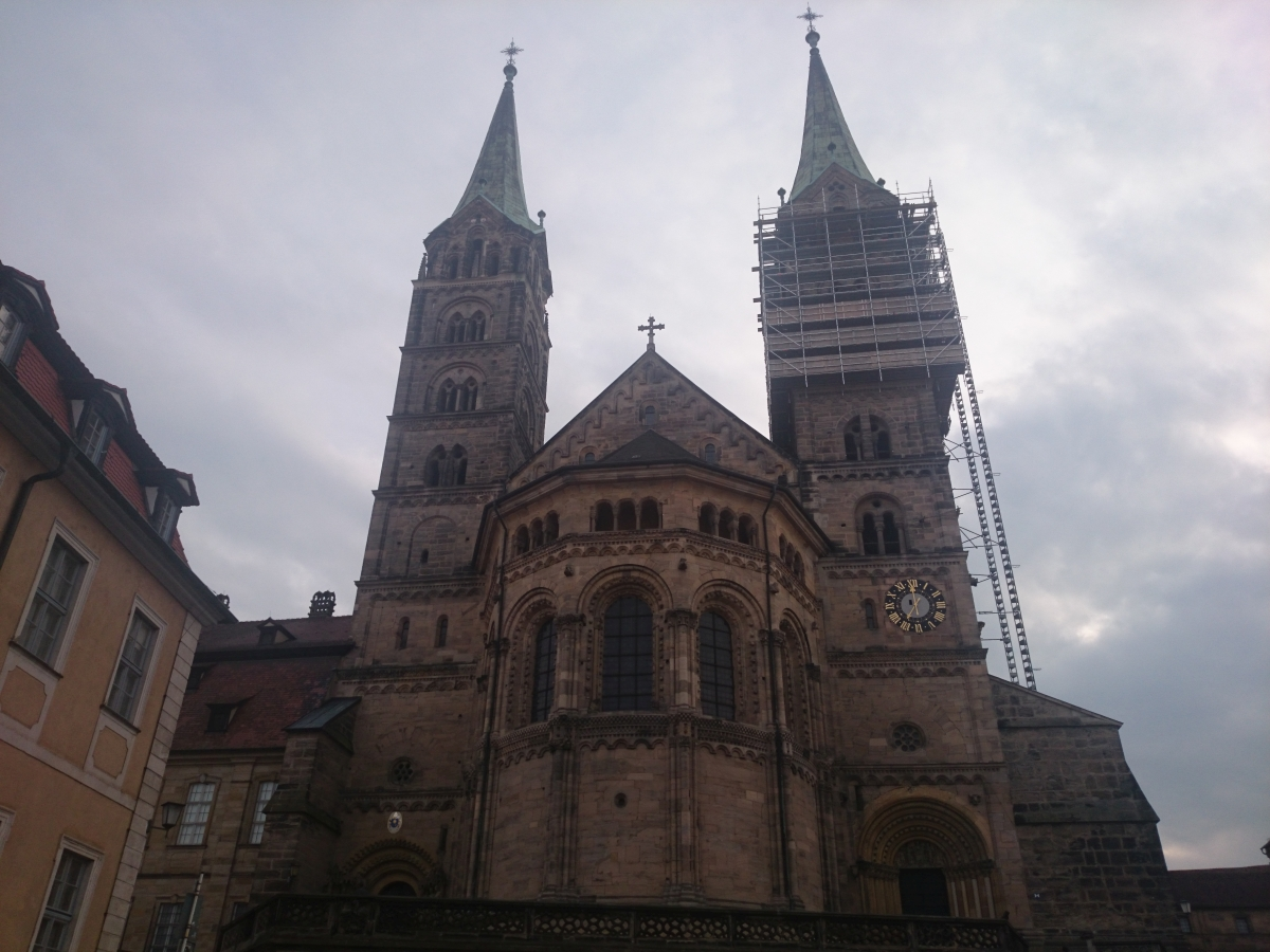 バンベルク 大聖堂