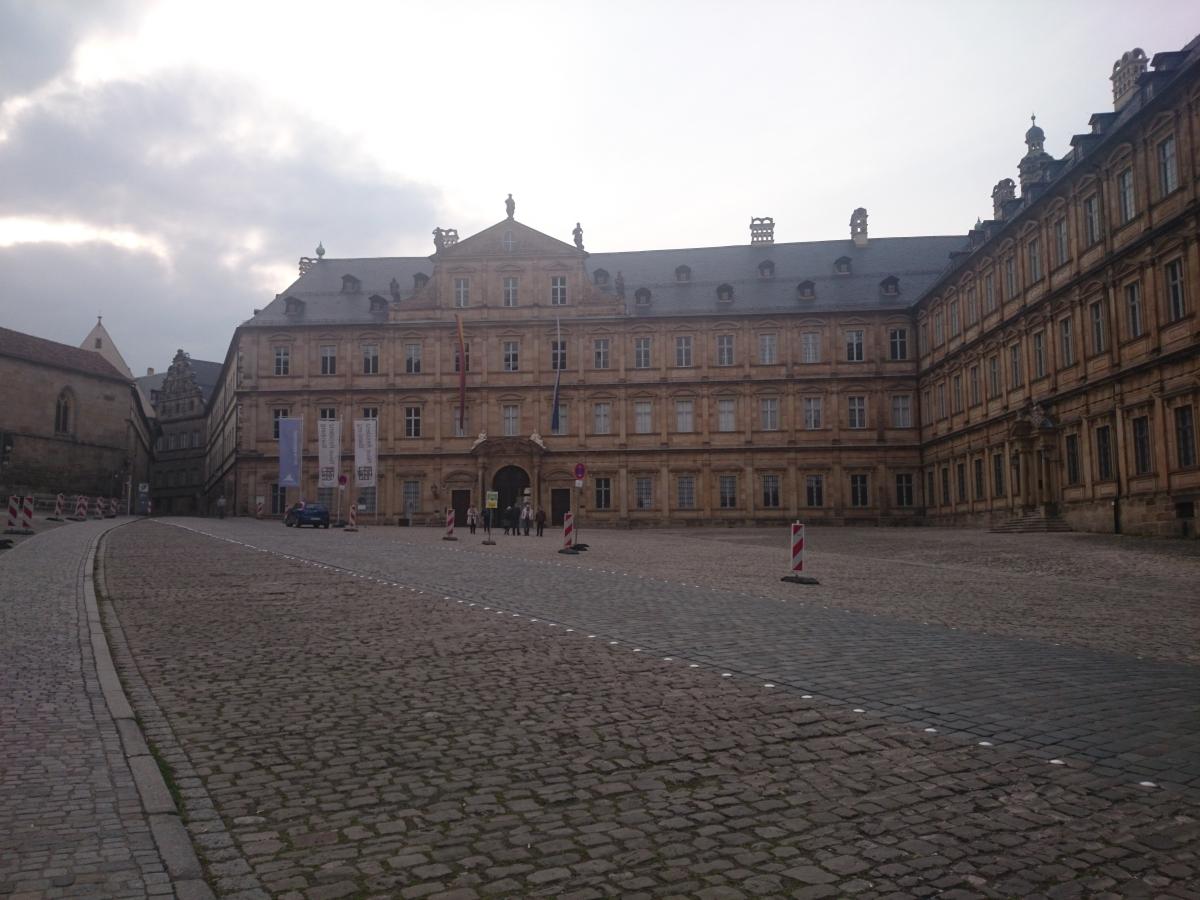 バンベルク 新宮殿