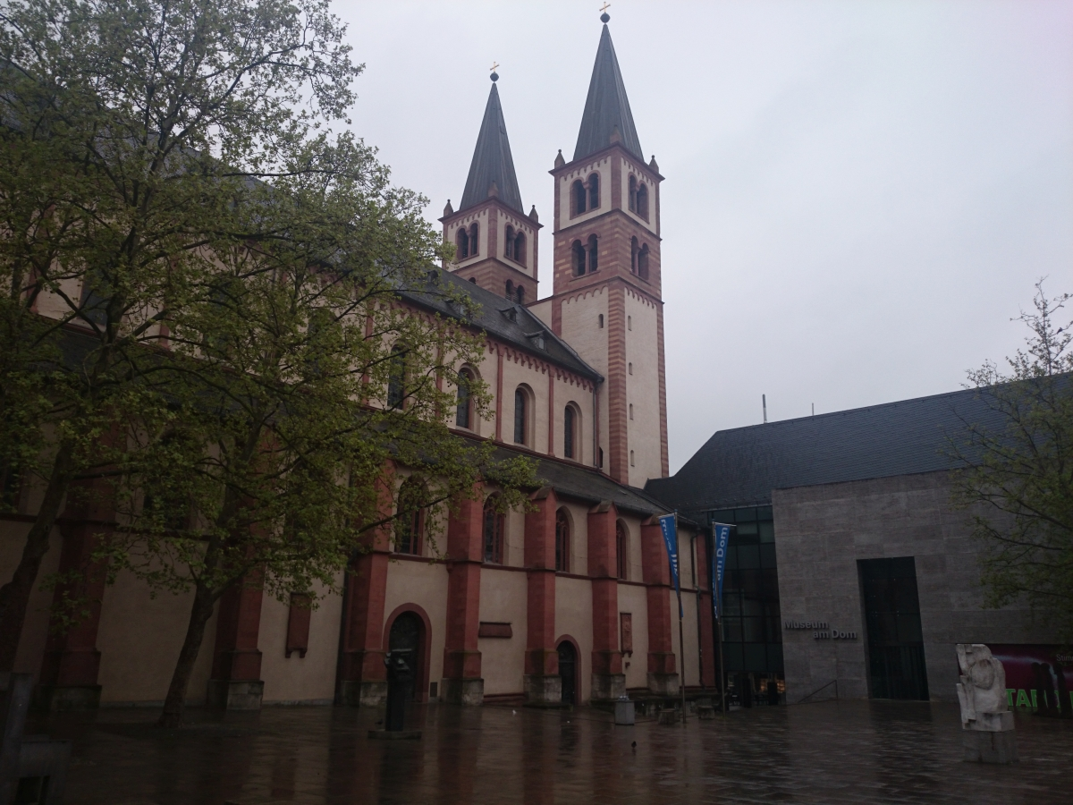 ヴュルツブルク 大聖堂