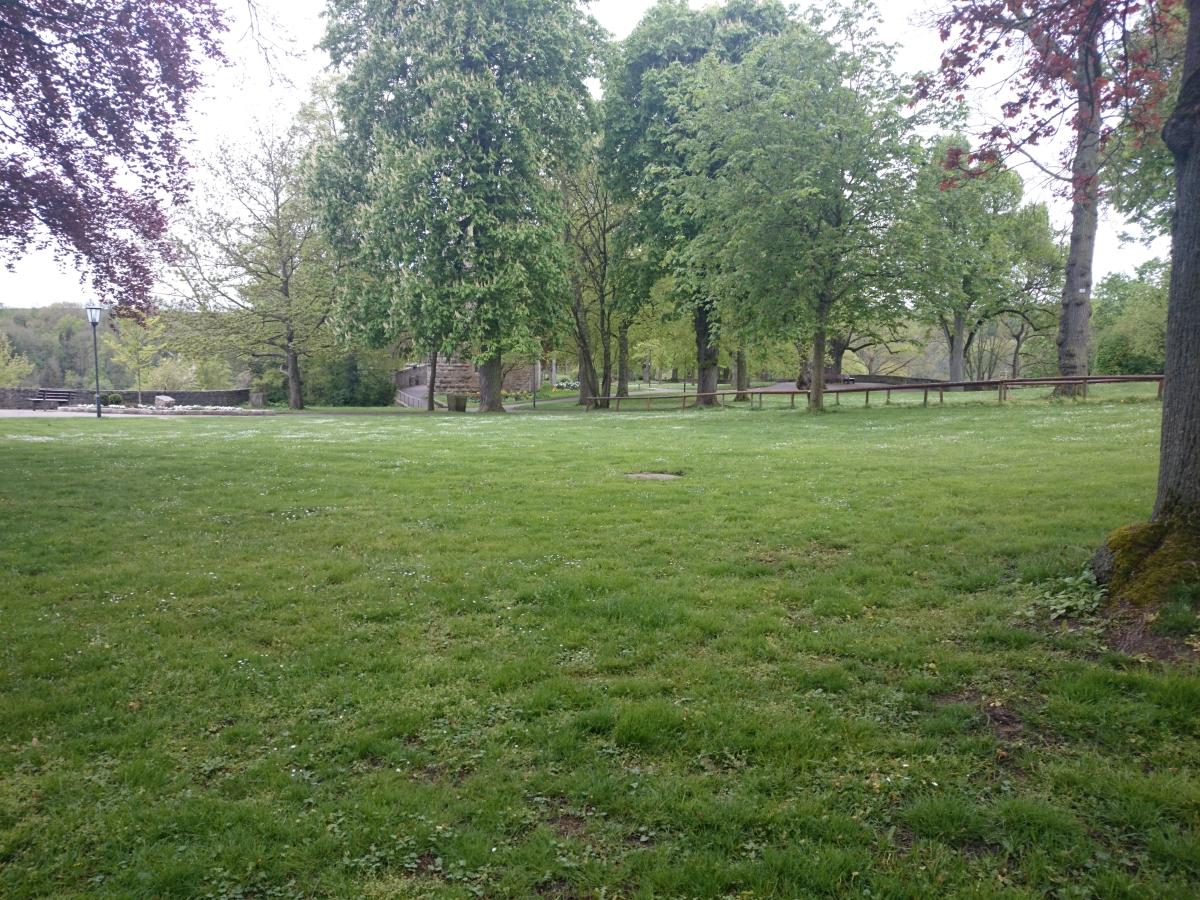 ローテンブルク ブルク公園