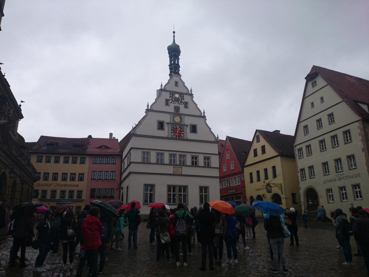 ローテンブルク 時計