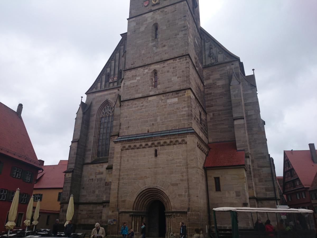 ディンケルスビュール 聖ゲオルク教会