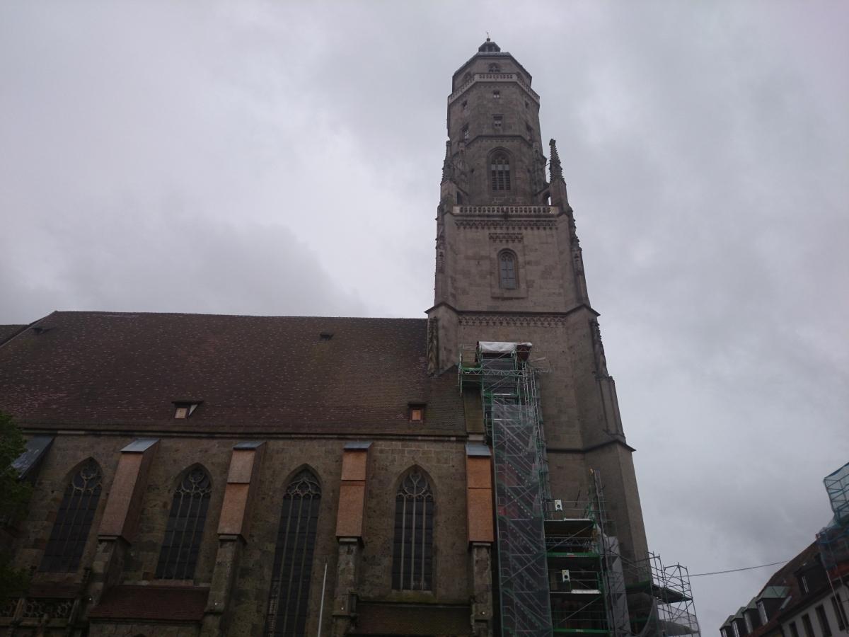 ネルトリンゲン 聖ゲオルク教会 ダニエル