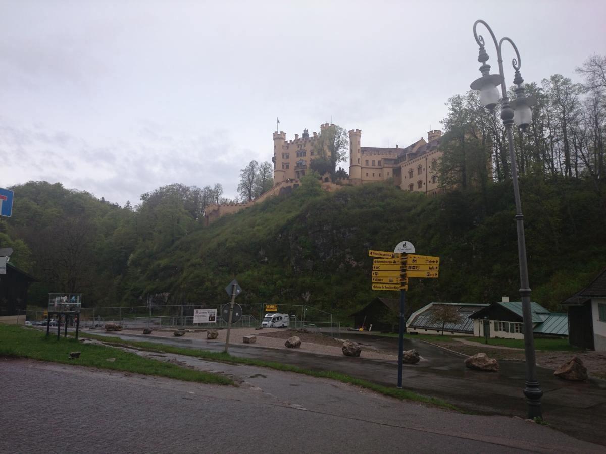 ホーエンシュヴァンガウ城