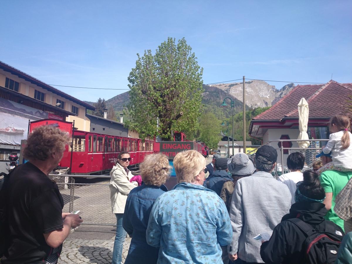 シャーフベルク登山鉄道