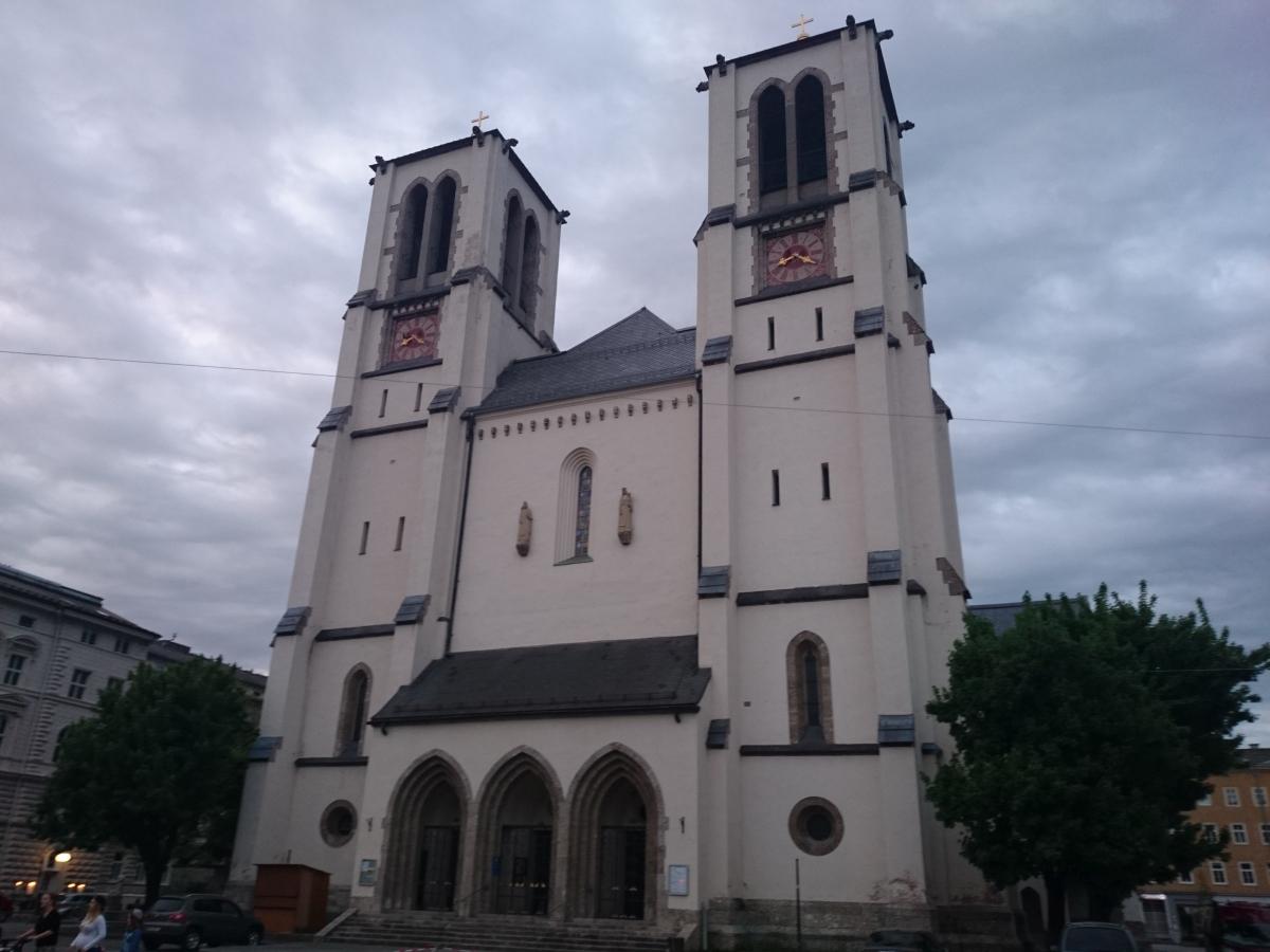 ザンクト・アンドレア教会